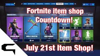 Gifting Skins!! FORTNITE ITEM SHOP COUNTDOWN July 21st item shop Fortnite battle royale