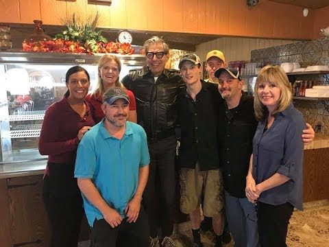 My God in Heaven, It's Jeff Goldblum in Central New York