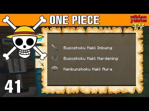 [CHƠI THỬ] Minecraft One Piece 41 - Luyện Tập Haki