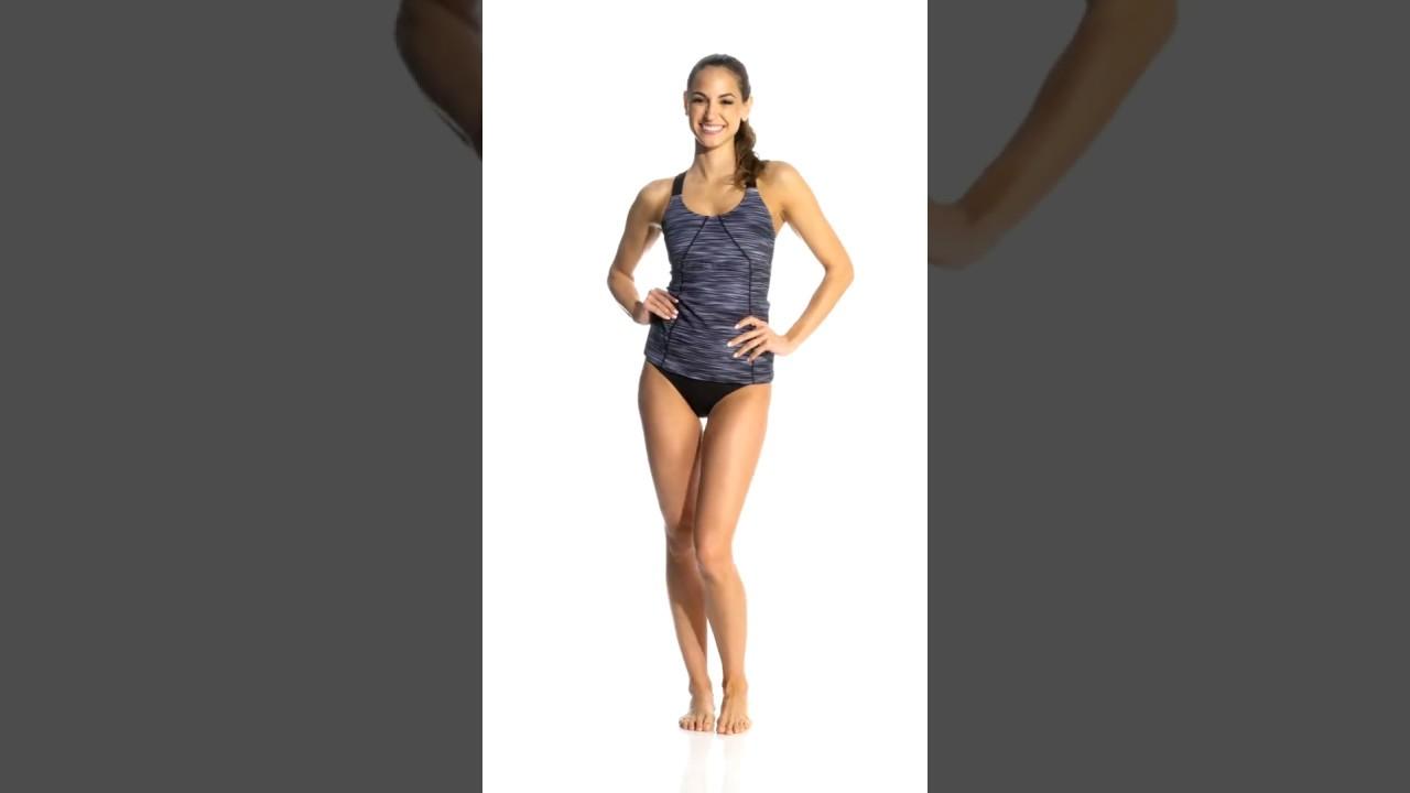 TYR Womens Arvada Emma Tank Swimming Top