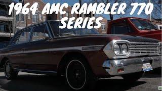 1964 AMC Rambler 770 Classic  by Folleh Shar Tamba