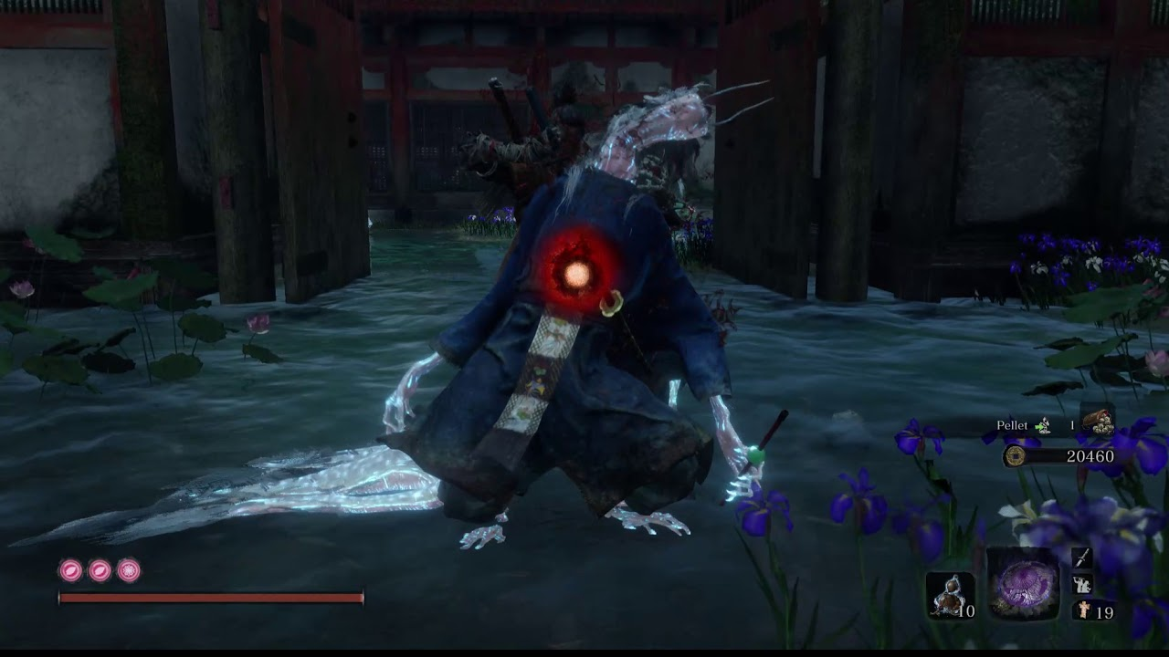 Sekiro Shadows Die Twice Lump Of Grave Wax And Lump Of Fat Wax Youtube