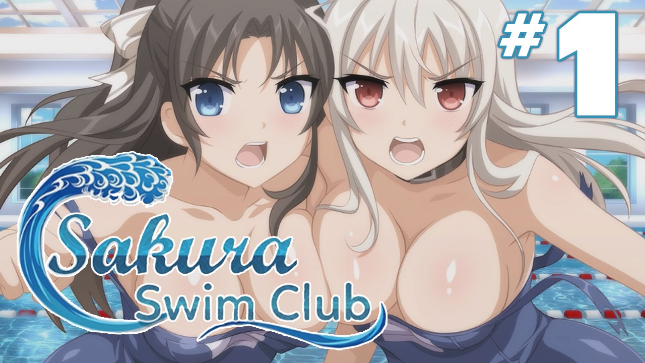 sakura swim club walkthrough
