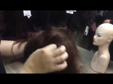 Как ушить парик