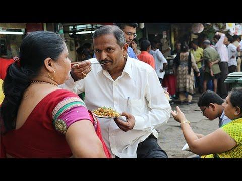 A taste of Mumbai street foods