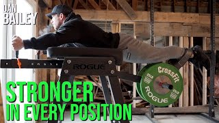 Dan Bailey |The ULTIMATE STRENGTH MACHINE. DO THESE!