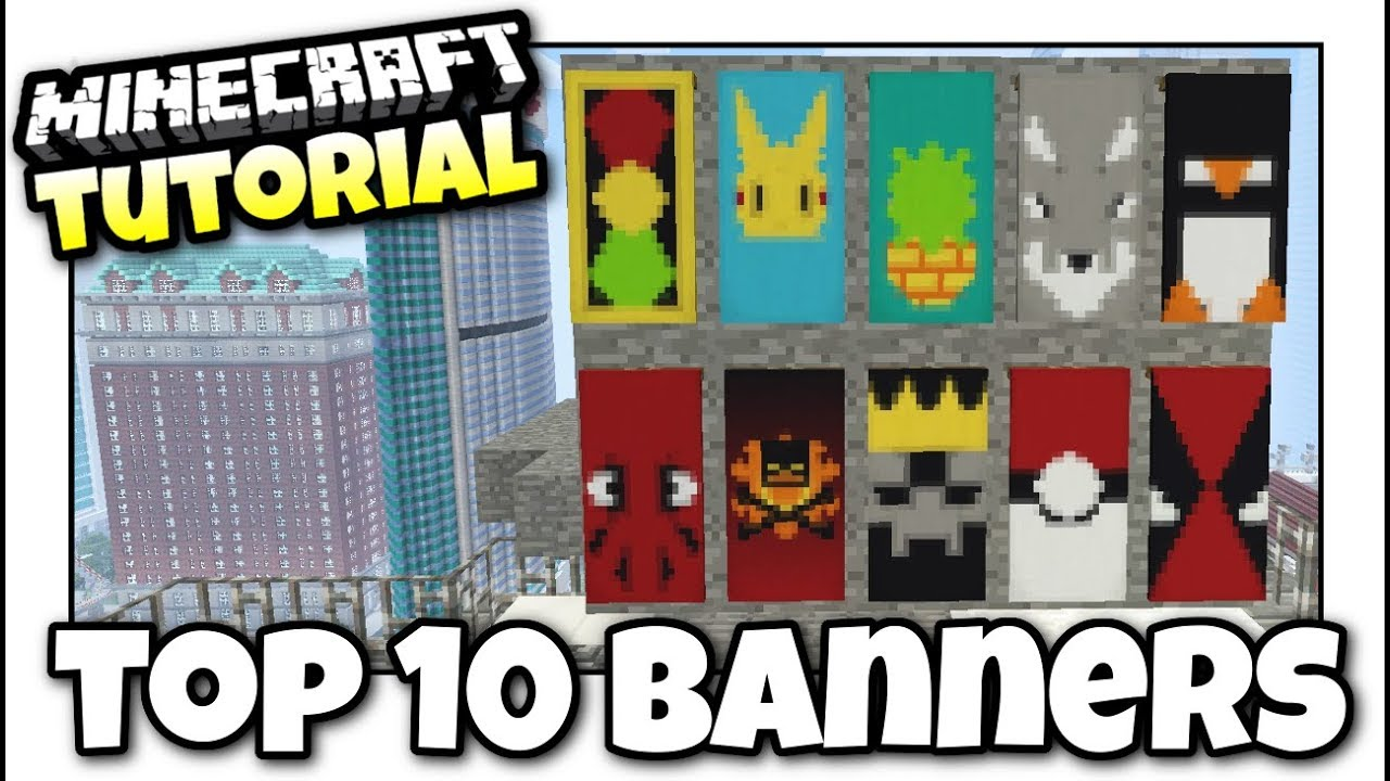 Minecraft How To Make A Cat Banner Ps