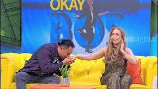 Vicky Prasetyo MALU-MALU di Depan Kiki Fatmala, Kenapa? | OKAY BOS (08/11/19) Part 1