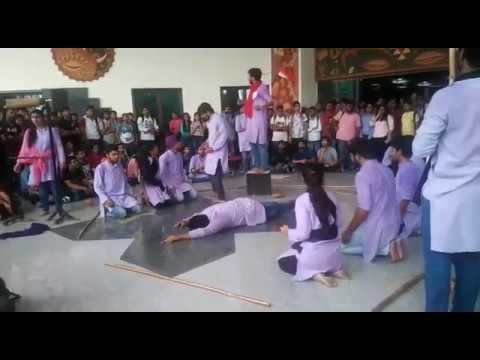 ## STREET PLAY ## BAANYI SADAK ## @ SUKHDEV COLLEGE DELHI ##