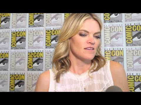 Missi Pyle (Gert) talks about new show Bordertown