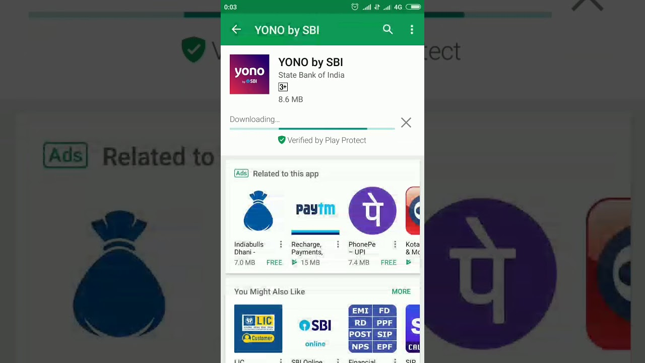 Image result for yono app download