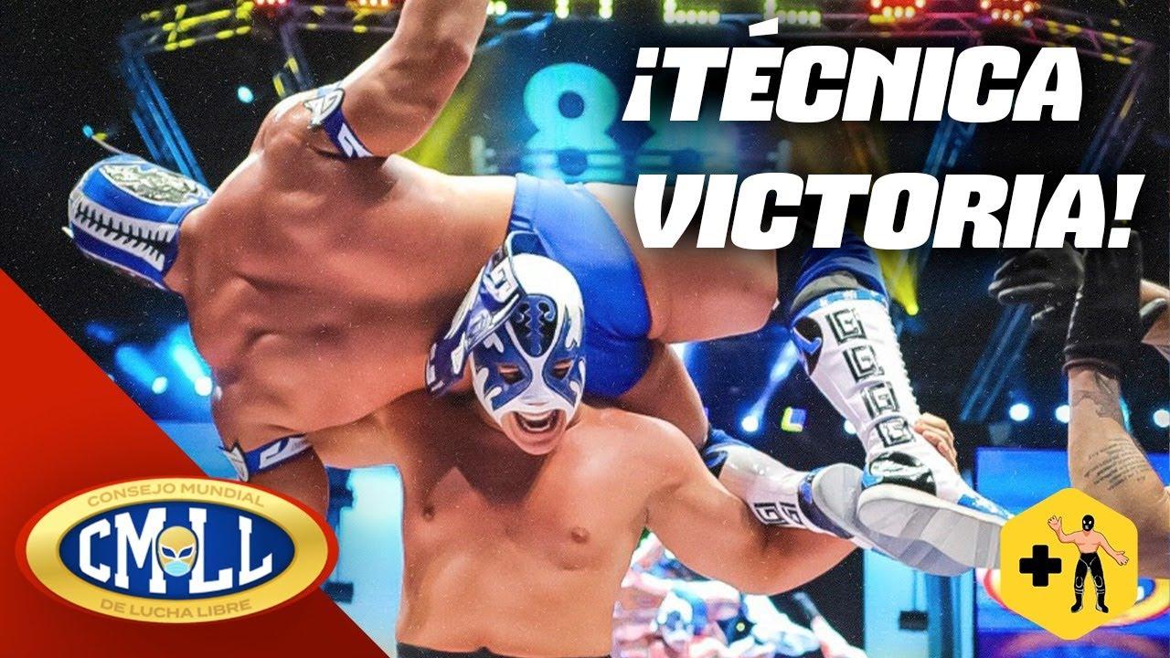 CMLL   Atlantis Jr, Volador Jr y Valiente superan a Gran Guerrero, Euforia y Terrible