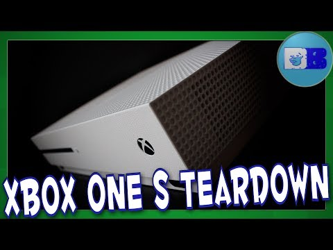 How to take apart Xbox One S