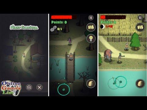 Night Survivor Android Gameplay
