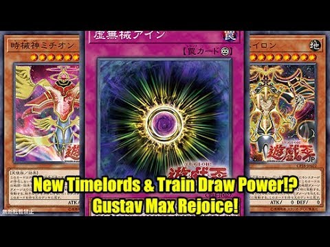 Timelord Burn Now Viable & Train Support All In 1 Set Of Cards