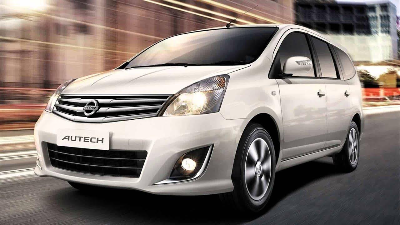 new nissan grand livina highway star autech YouTube