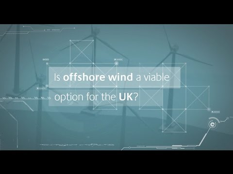 Is offshore wind a viable option for the UK?