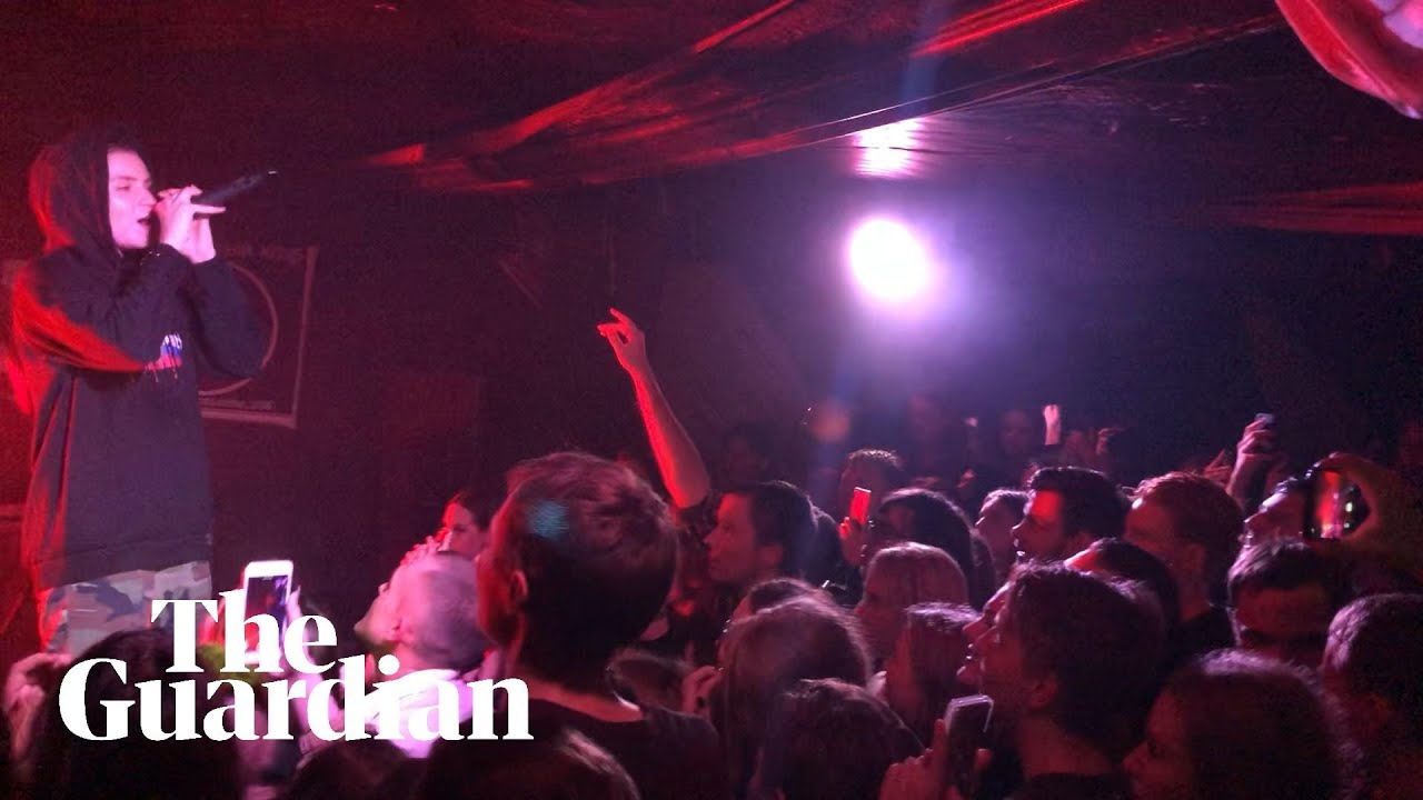 'Every time we play is a victory': police crackdown on live music in Russia
