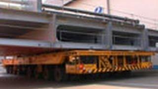 極限のクルマ技術 Extreme Vehicles (1)巨大輸送