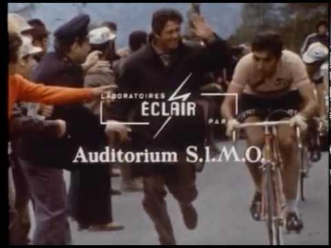 Eddy Merckx - La Course en Tete (1974)