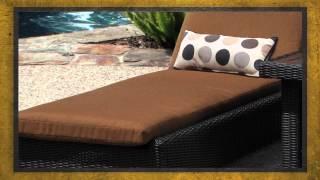 Toscana 3-piece Chaise Lounge Set