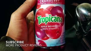 ✅  How To Use Tropicana Cranberry Juice Review