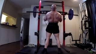 Non-Powerlifters Using Speciality Bars Exclusively???