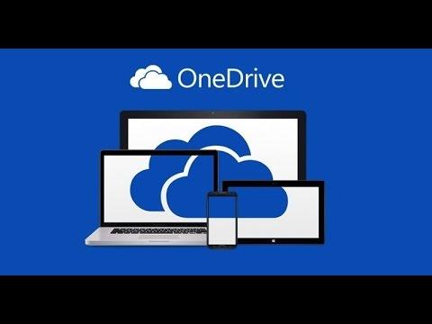 Как пользоваться onedrive windows 10