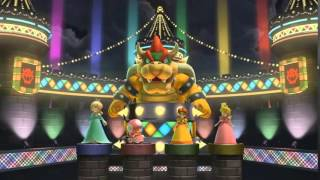 Mario Party 10: Bowser Party - Bowser vs the Girl Team in Chaos Castle