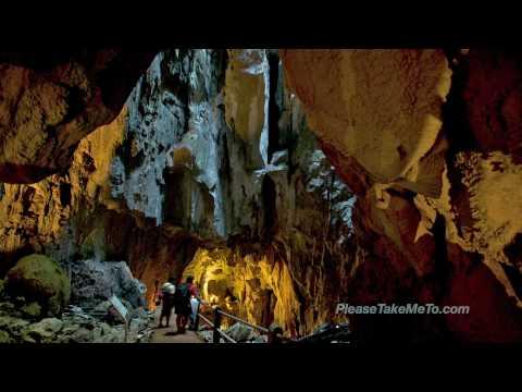 Gunung Mulu National Park, Malaysia (1080HD) Travel Video