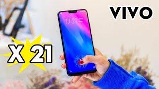 Vivo X21 ra mắt với mức giá rẻ, Sản phẩm được đánh giá cao nhờ thiế...