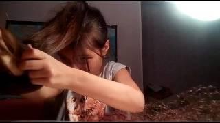 Как я делаю шишку на голове!