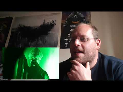 Ghost - Year Zero Song Reaction