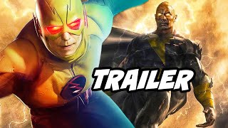 Crisis on Infinite Earths Part 4 Trailer and Black Adam News Breakdown