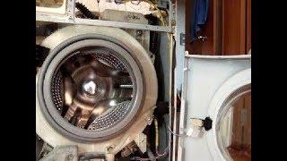 Замена манжеты люка стиральной машины. Пошаговое руководство к действию