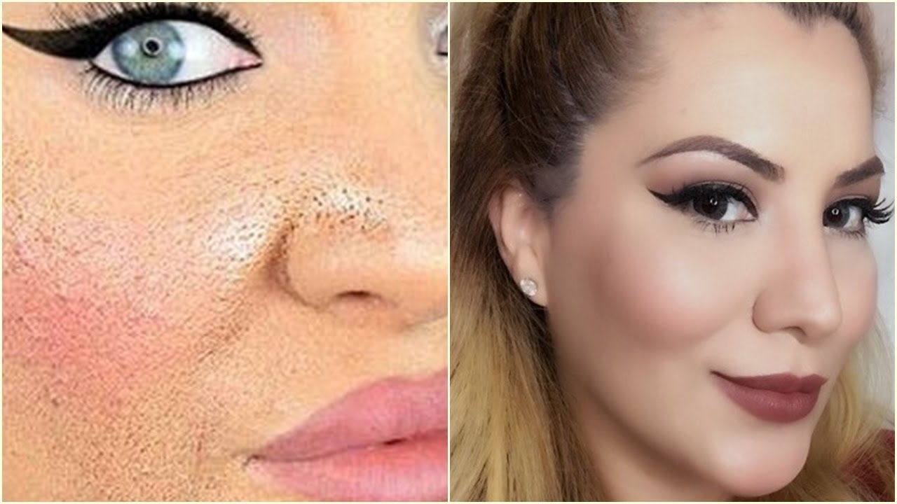 Como aplicar tu base de maquillaje para que no se vea - Rodillo para lacar ...
