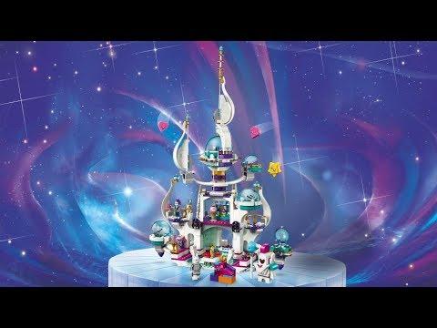 The LEGO Movie 2 70838 - СОВСЕМ-НЕ-СТРАШНЫЙ космический замок королевы Многолики Прекрасной