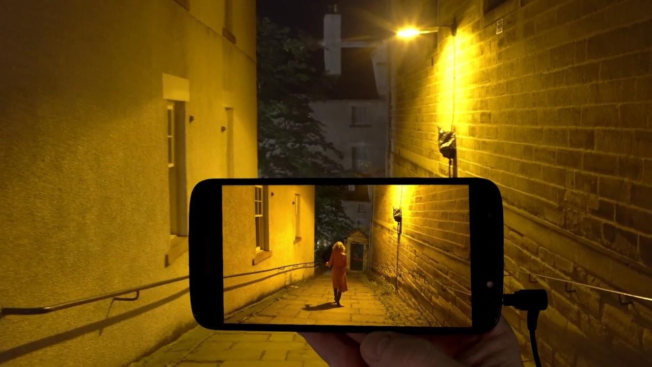 Night Walk for Edinburgh; 2019; Janet Cardiff and George Bures Miller - YouTube