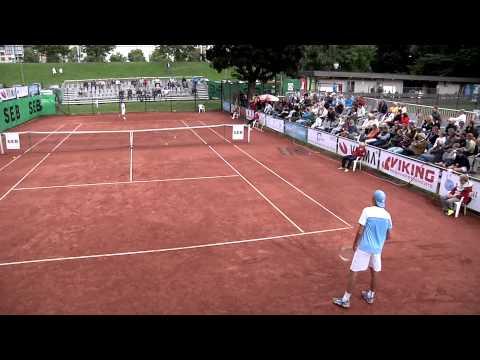 Tennis-NM 2013 Frognerparken - Finalen i Herre singel