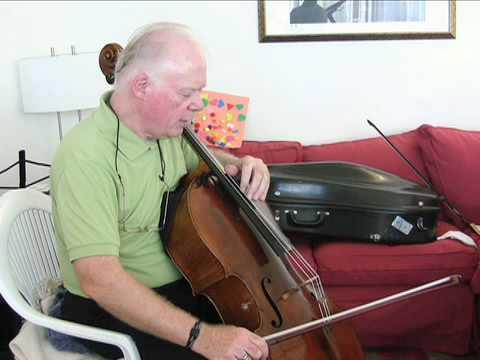 Lynn Harrell's Cello Workshop -- Volume 1 Pt.2