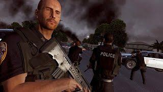 ArmA 3 - Police vs Zombies