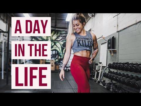 FOLLOW ME AROUND FRIDAY | Food & Fitness VLOG thumbnail