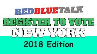 Register to Vote in New York and Get an Absentee Ballot