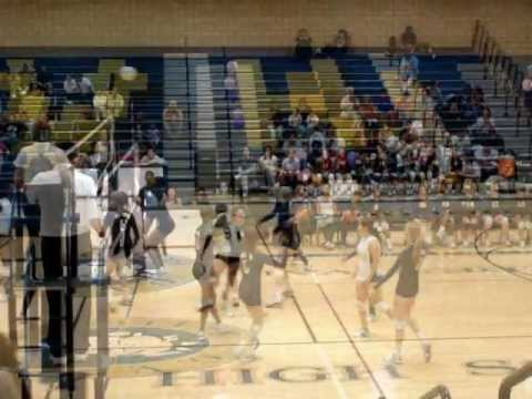 Volleyball Crystal 4 Golden Valley High School Youtube