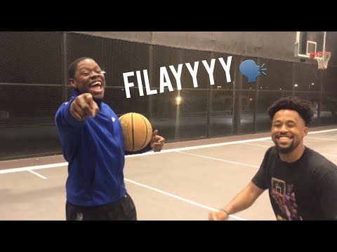 A GAME OF H-O-R-S-E W/ Filayyyy..!