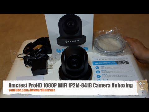 amcrest pro hd 1080p wifi wireless for sale