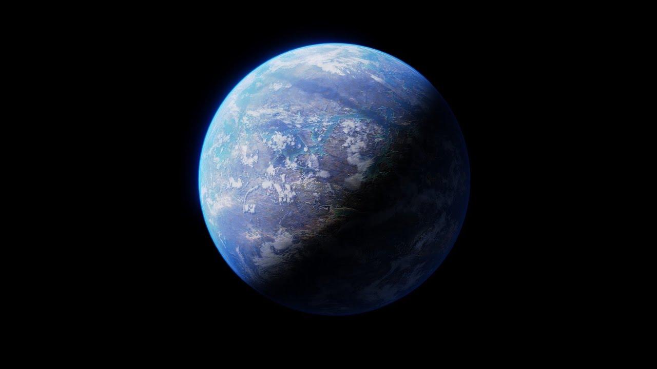 ПЛАНЕТА ОКЕАН [Что нам уже известно о GJ 1214B]