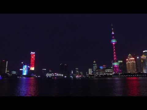 Shanghai Yangste Waterfront