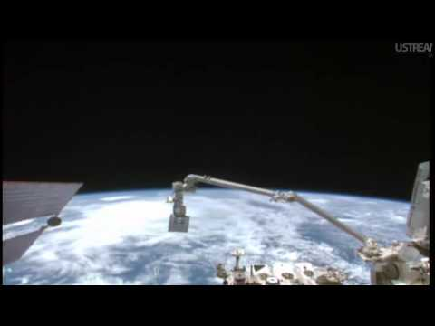 ISS UFOs Strange Lights Flight Over Antarctica, South Pacific, Central America, Caribbean