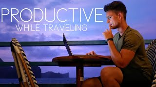 How to stay productive as a Digital Nomad